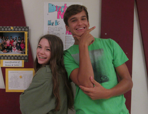 Students perform at Muny over the summer