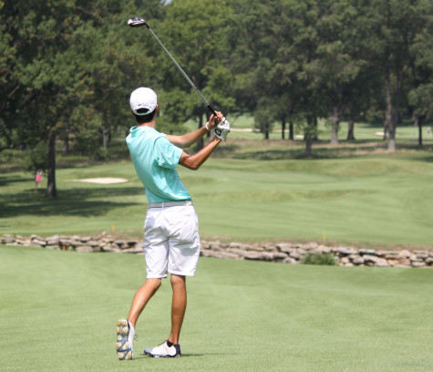 Golfer plays in Nationals