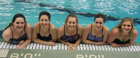 Girls swimming hopes to get back to the top