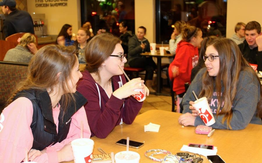 Renaissance Chick-fil-a fundraiser is a success