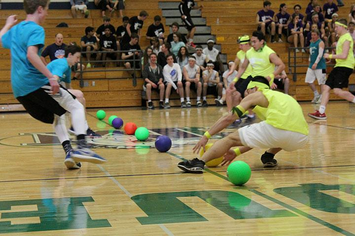 Photo Gallery: Second annual dodgeball tournament