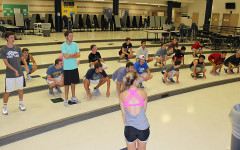 Photo Gallery: Mystake trains for Powderpuff