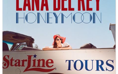 """Review: Lana Del Rey """"Honeymoon"""""""