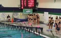 Photo Gallery: Girls Swim & Dive Senior Night