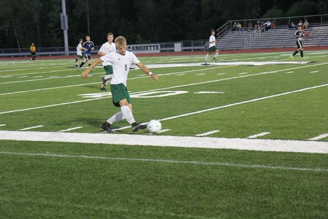 Photo Gallery: Boys Varsity Soccer VS Northwest