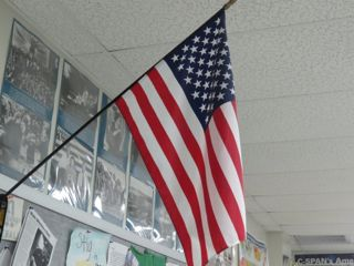 Missouri Law Starts Daily Pledge of Allegiance