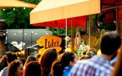 Netflix hosts pop-up Luke's Diner