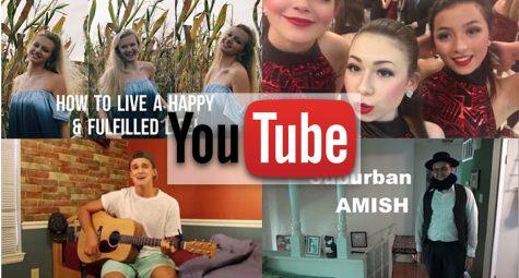 MHS Seniors Create YouTube Videos