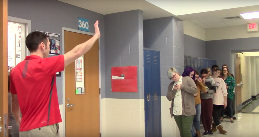 30 Seconds of Fame: Durham's Fifth Hour Class in Viral Video