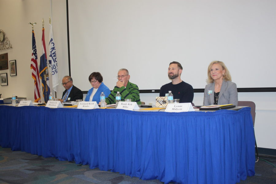 Profiles of Board of Education Candidates