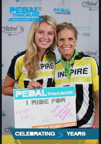 Van Horn bikes for cancer