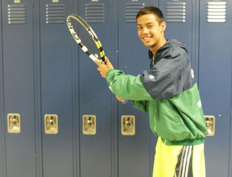Kauppila focuses on tennis