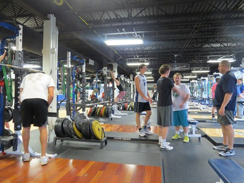 Baseball workouts change team mentality