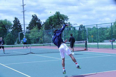 Photo Gallery: Varsity Boys Tennis Individual Districts
