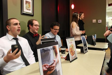 Photo Gallery: Creative Writing Hosts e-Book Release Party