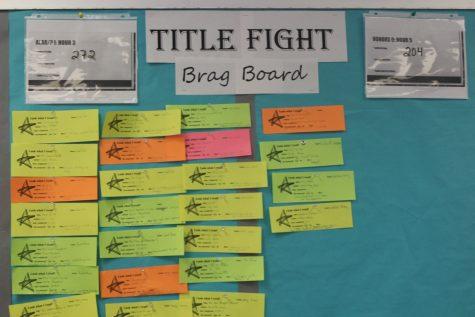 9th Grade LA Teacher Encourages Reading in a Unique Way