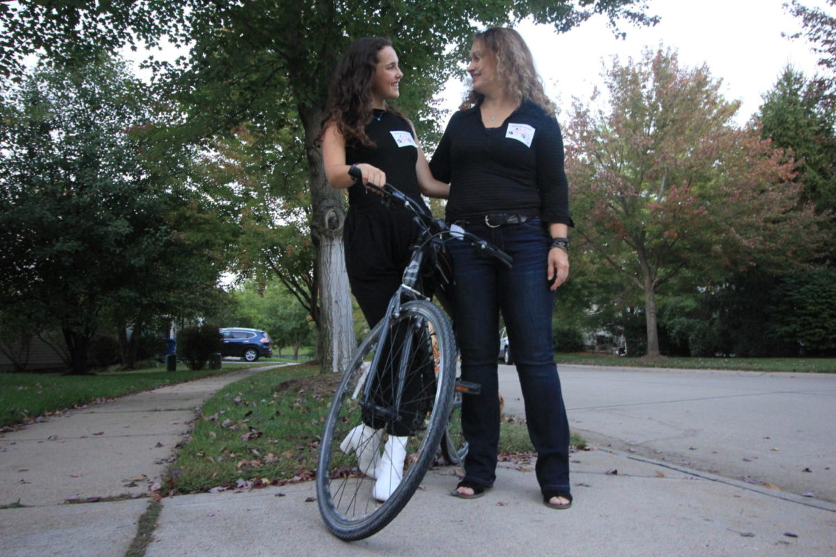 Ride On: Gorodetsky family to host biking event to raise money for Planned Parenthood