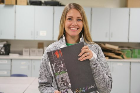 MHS graduate comes back to teach