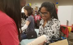 Students attend annual Mercy Medical Career Exploration Day
