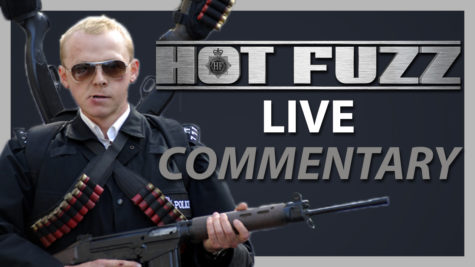 Podcast: The Messenger Movie Podcast S2Ep2: Hot Fuzz Live Commentary