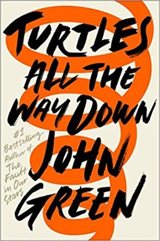 """Book Review: """"Turtles All the Way Down"""""""