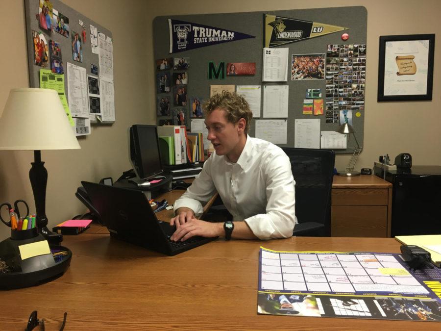 Ryan Bixby becomes temporary grade-level principal