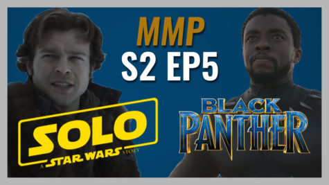Podcast: Messenger Movie Podcast S2 Ep5: Black Panther and Trailer Reviews