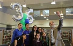 Nine students score 36 on ACT