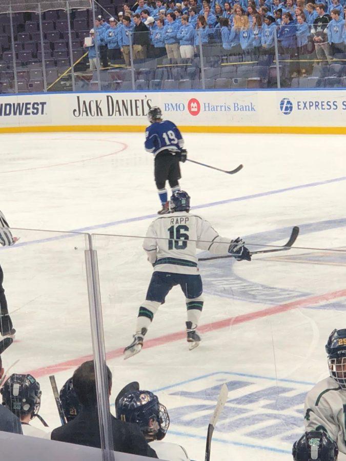 Marquette Hockey loses Wickenheiser Cup