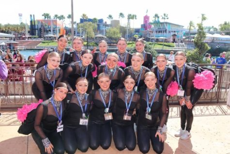 Mystique places at nationals
