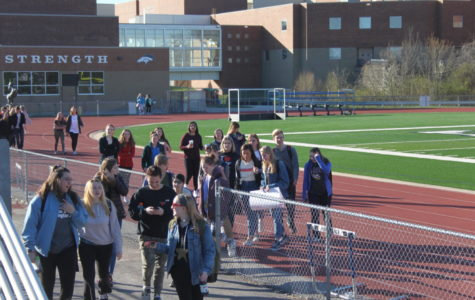 Administration responds to student-led Walkout