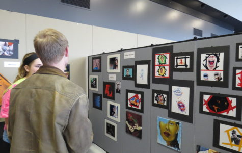 Photo Gallery: AP Art Show